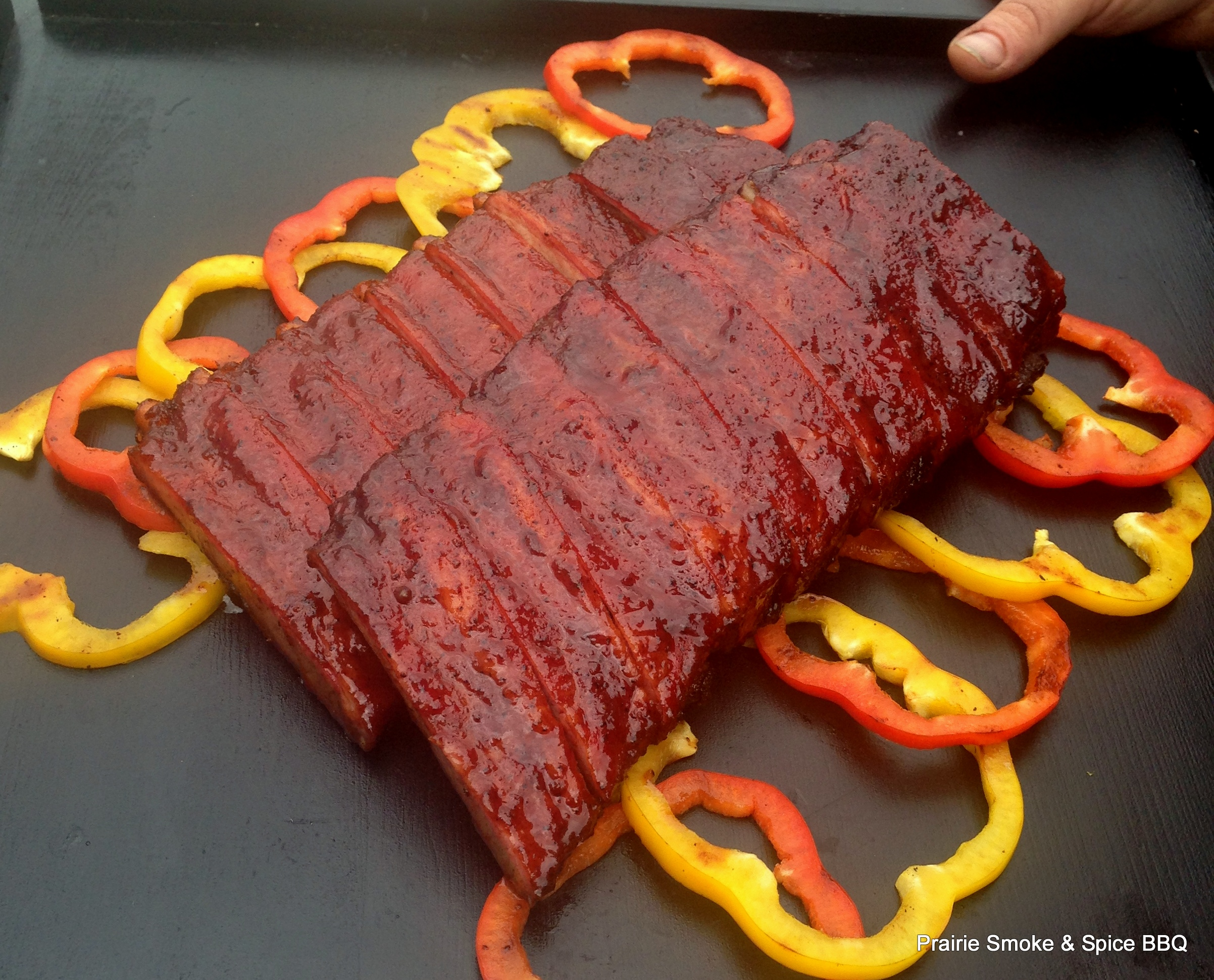 Competition-style Barbecue Ribs Recipes — Dishmaps