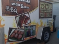 BBQ Class & Competition trailer