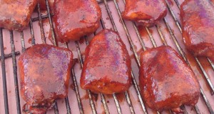 Some of the best BBQ chicken you will ever eat